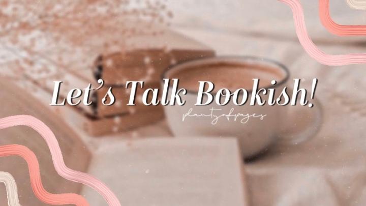 Let's Talk Bookish | ReadingSeasonally