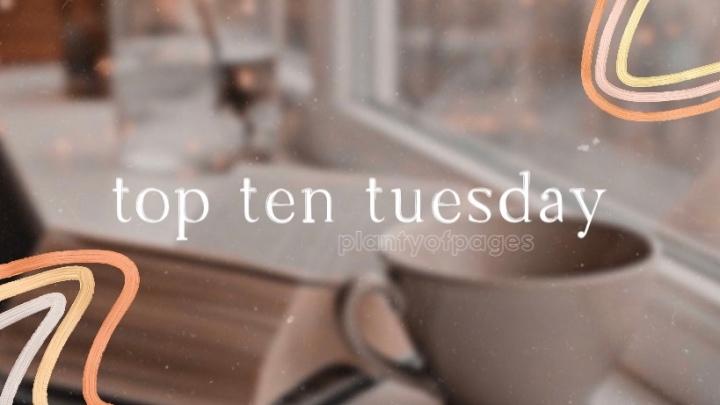 Top Ten Tuesday: My Fall '20 TBR🍁🍂